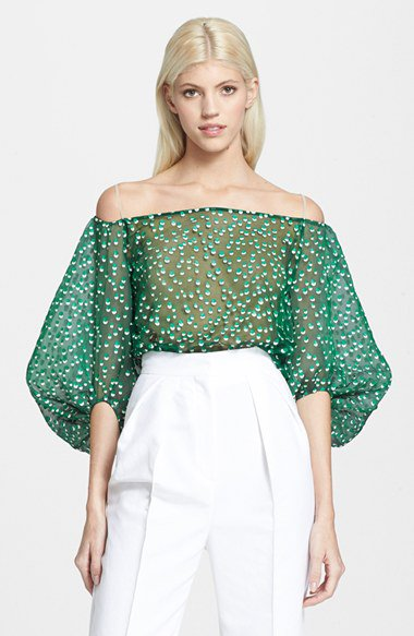 http://shop.nordstrom.com/s/vika-gazinskaya-polka-dot-off-the-shoulder-decolletage-blouse/3951506?cm_cat=partner&cm_ite=1&cm_pla=10&cm_ven=Linkshare&siteId=J84DHJLQkR4-Zlb9.mG8YdLz_D_rTniu3A